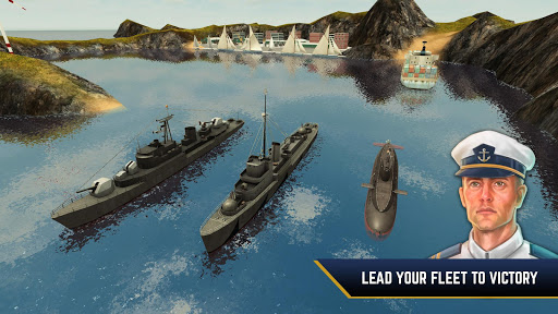 Enemy Waters : Submarine and Warship battles 1.054 1