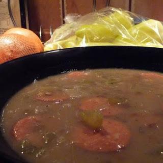 Sour Lentil Soup