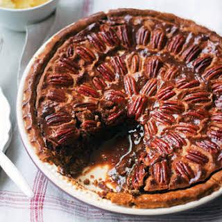 Chocolate Pecan Pie No Corn Syrup Recipes.