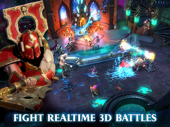 Warhammer Age of Sigmar: Realm War APK screenshot thumbnail 7
