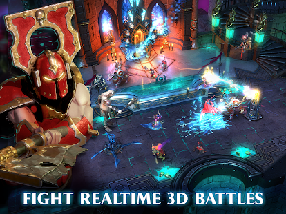 Warhammer Age of Sigmar: Realm War- screenshot thumbnail