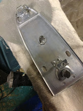 Photo: tail light base plate