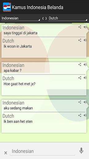 Kamus Indonesia Belanda Pro