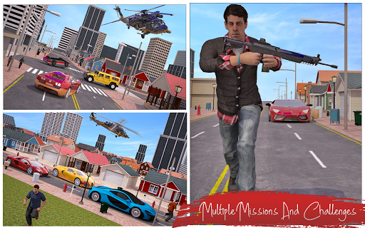 Grand City Thug Crime Gangster 2.18 screenshots 1
