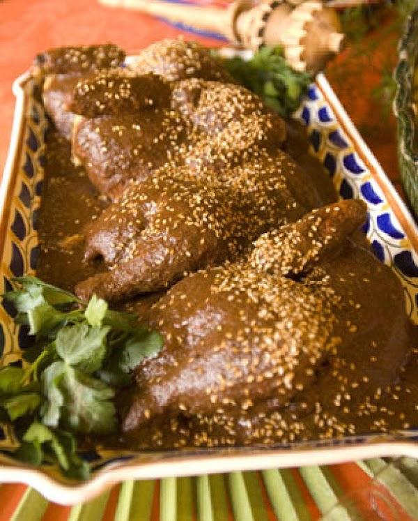 Mole Sauce & Chicken, A Mexican Classic! Recipe