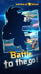 Warriors of Saiyan : Dream Squad v2 0 1 Mod APK | iHackedit