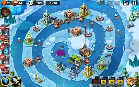 Hero Defense King 1.0.11 MOD (Unlimited Money) 3