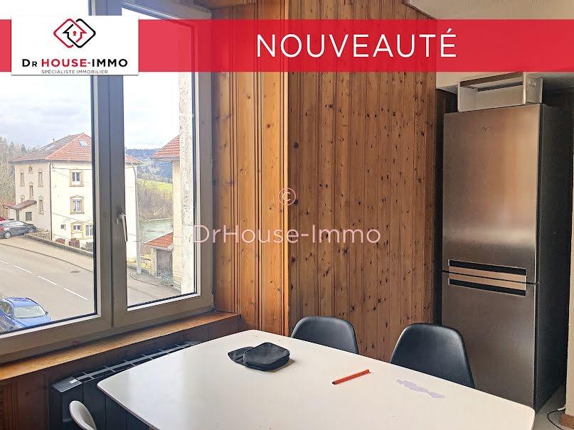 Vente appartement 5 pièces 78 m² à Villers-le-Lac (25130), 167 000 €