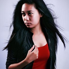 by Asmin Dark - People Portraits of Women