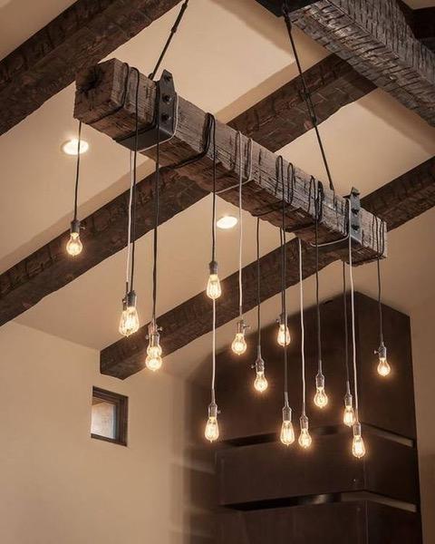 Creation Luminaires Câbles Textiles Fils Electrique Tissu
