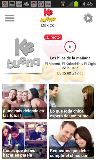 Ke Buena Radio