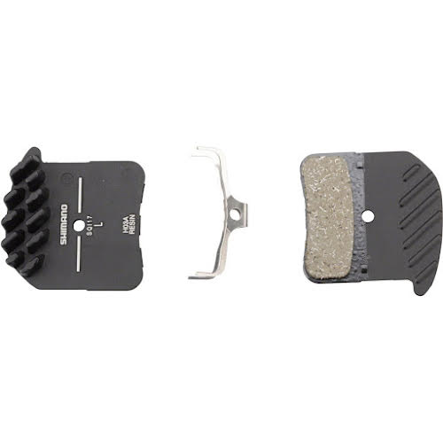 Shimano H03A Resin Disc Brake Pads and Spring