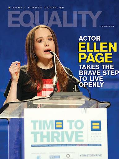 HRC Equality Magazine  screenshots 8