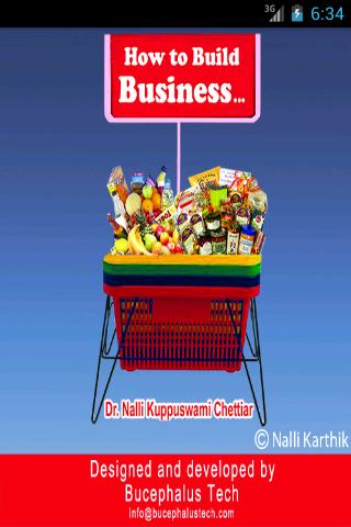 Nalli Build Business