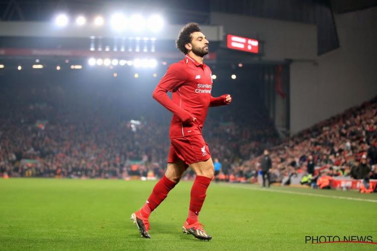 Mohamed Salah conseille un transfert aux patrons de Liverpool