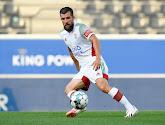 """Xavier Mercier op lijstje van enkele buitenlandse clubs: """"Ik heb nog een contract tot 2022"""""""