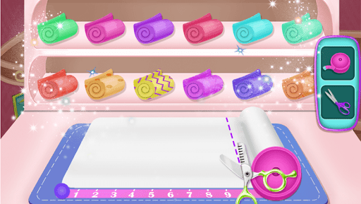 Code Triche Little Tailor : Fashion Boutique APK MOD screenshots 1