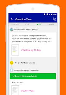 Course Hero Mod Apk Homework Help (Premier Unlocked) 4