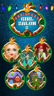 Christmas Girl Salon 2 - náhled
