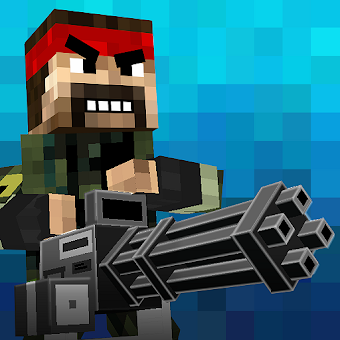 Mod Hacked APK Download Pixel War 3D 1 1