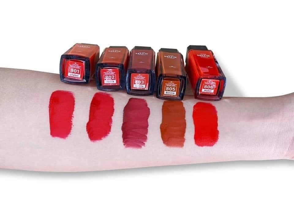 Vacosi Matte Lip Cream