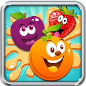 Fruit Jam Sweety Match 3