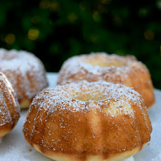 Twinkie Bundt Cakes.