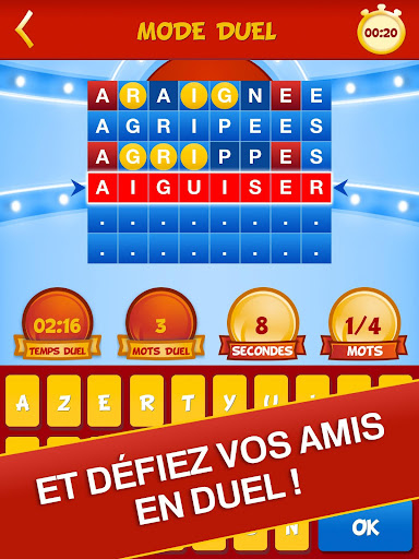 Motus, le jeu officiel France2 2.30 screenshots 13