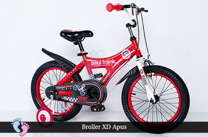 Xe đạp cho bé Broller XD Apus 4