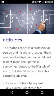 Soccer Coach Course - náhled