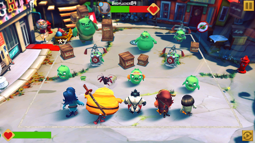 Angry Birds Evolution  captures d'écran 5