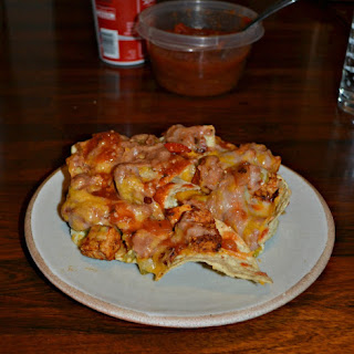 Refried Beans Nachos Vegetarian Recipes