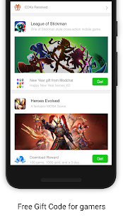 ViClans-Mobile Gamers' Clans- screenshot thumbnail