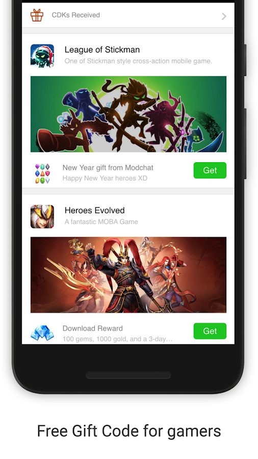 ViClans-Mobile Gamers' Clans- screenshot