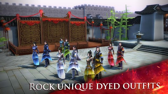 Age of Wushu Dynasty Screenshot