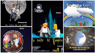 Cine infantil y observación del cielo en el Planetario de Serón.