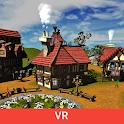 Cartoon Village for Google Cardboard icon