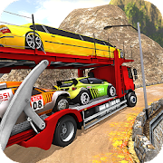 Vehicle Transporter Trailer Truck Game