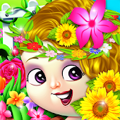 Flower Shop Games for Girls