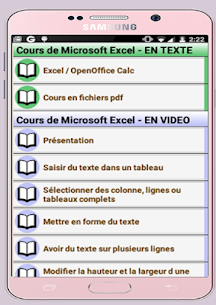 Cours Excel Facile 3