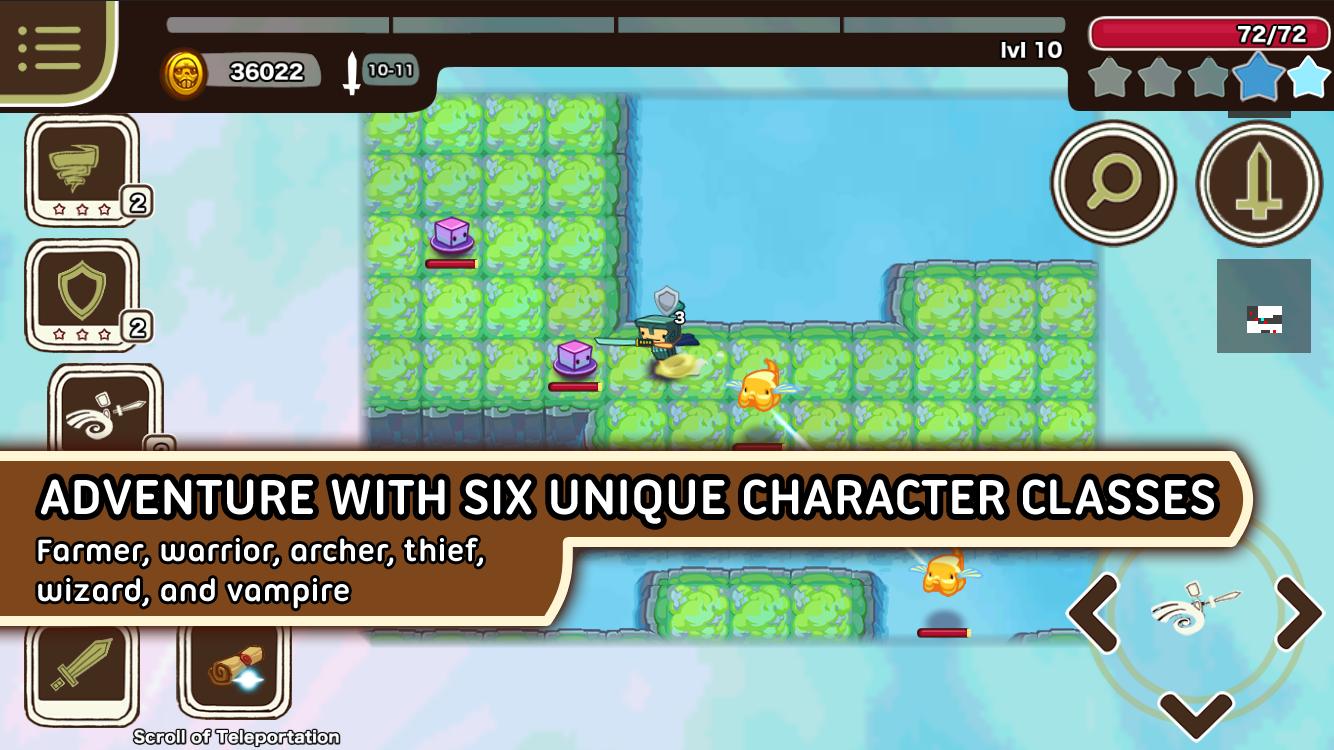 Sproggiwood screenshot #5