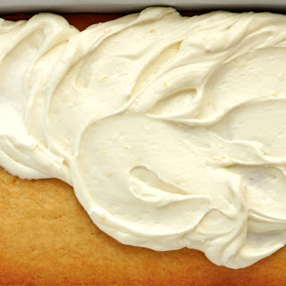 Lemon Cream Cheese Frosting.