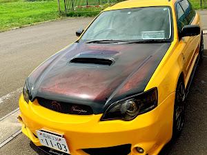 レガシィツーリングワゴン BP5 WR  Limited2004年のカスタム事例画像 maasun(T.L.H/Inferno🔥)さんの2020年08月18日11:44の投稿