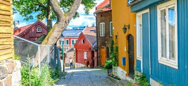 St. Hanshaugen - Oslo