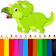 Download Coloring Dinosaur Kids For PC Windows and Mac