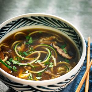Asian Zoodle Soup