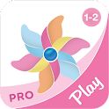 PlayMama 1-2 years olds PRO icon
