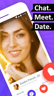 InMessage - Chat, meet, dating - náhled