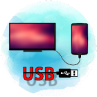 Usb Connector To Smart Tv New icon