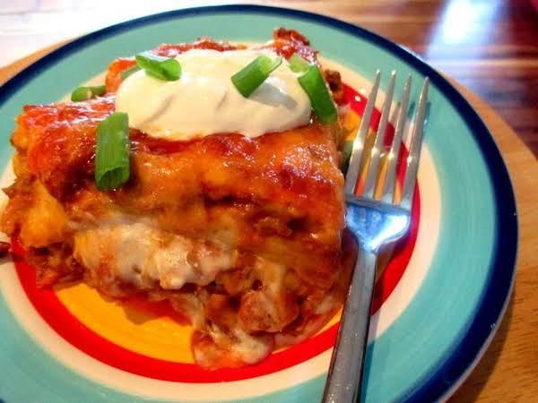 ~ Cinco De Mayo Burrito Bake ~